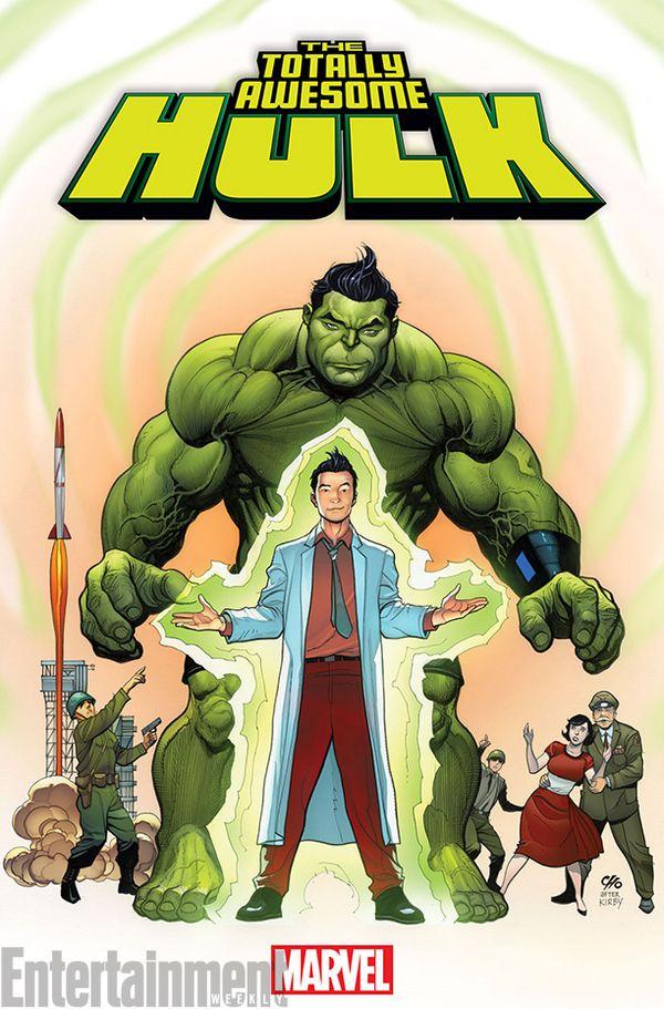 Totally Awesome Hulk Photo 3