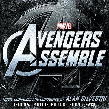 The Avengers Soundtrack