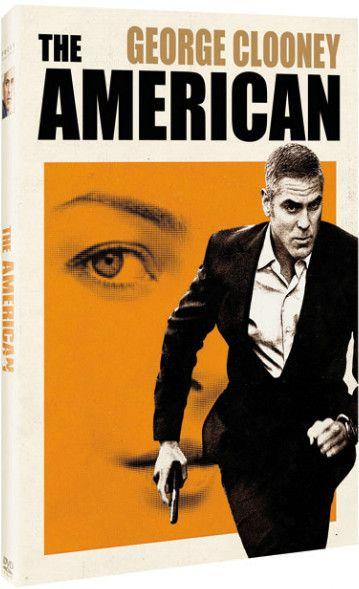 <strong><em>The American</em></strong> DVD artwork