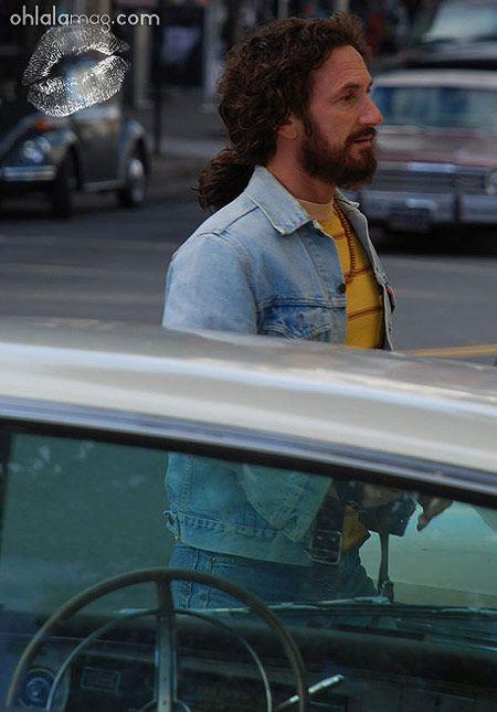 Sean Penn as Harvey <strong><em>Milk</em></strong>