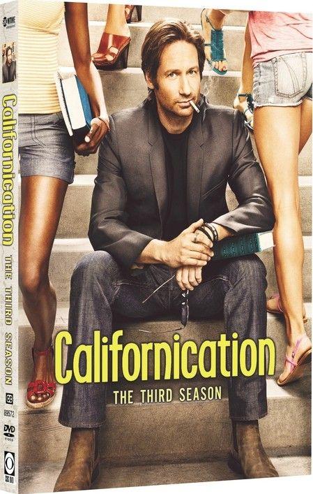 <strong><em>Californication</em></strong>: The Third Season DVD artwork
