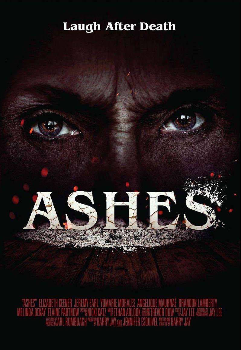 <strong><em>Ashes</em></strong> (2019) Poster