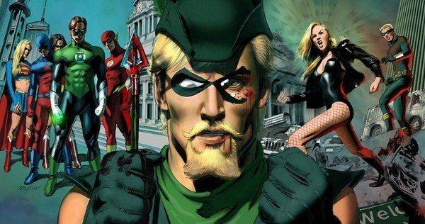 Green <strong><em>Arrow</em></strong>