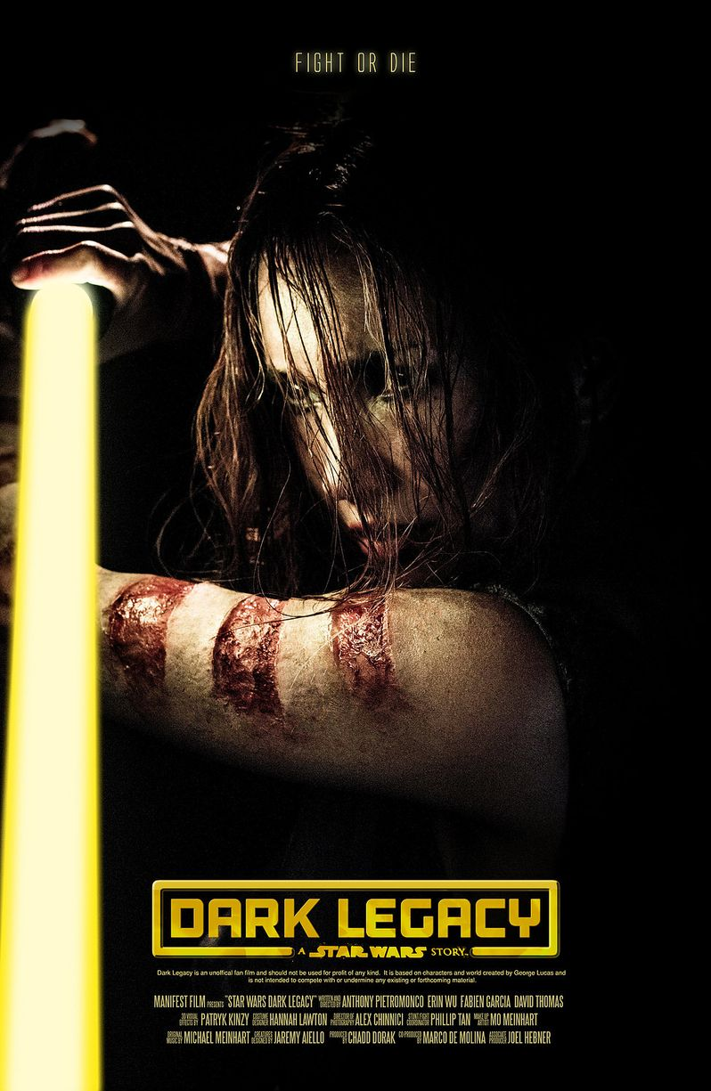 Dark Legacy Poster 1
