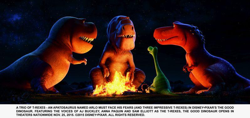 <strong><em>The Good Dinosaur</em></strong> Photo 1