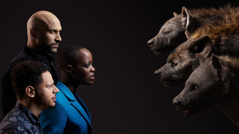 <strong><em>The Lion King</em></strong> Cast Portrait #6