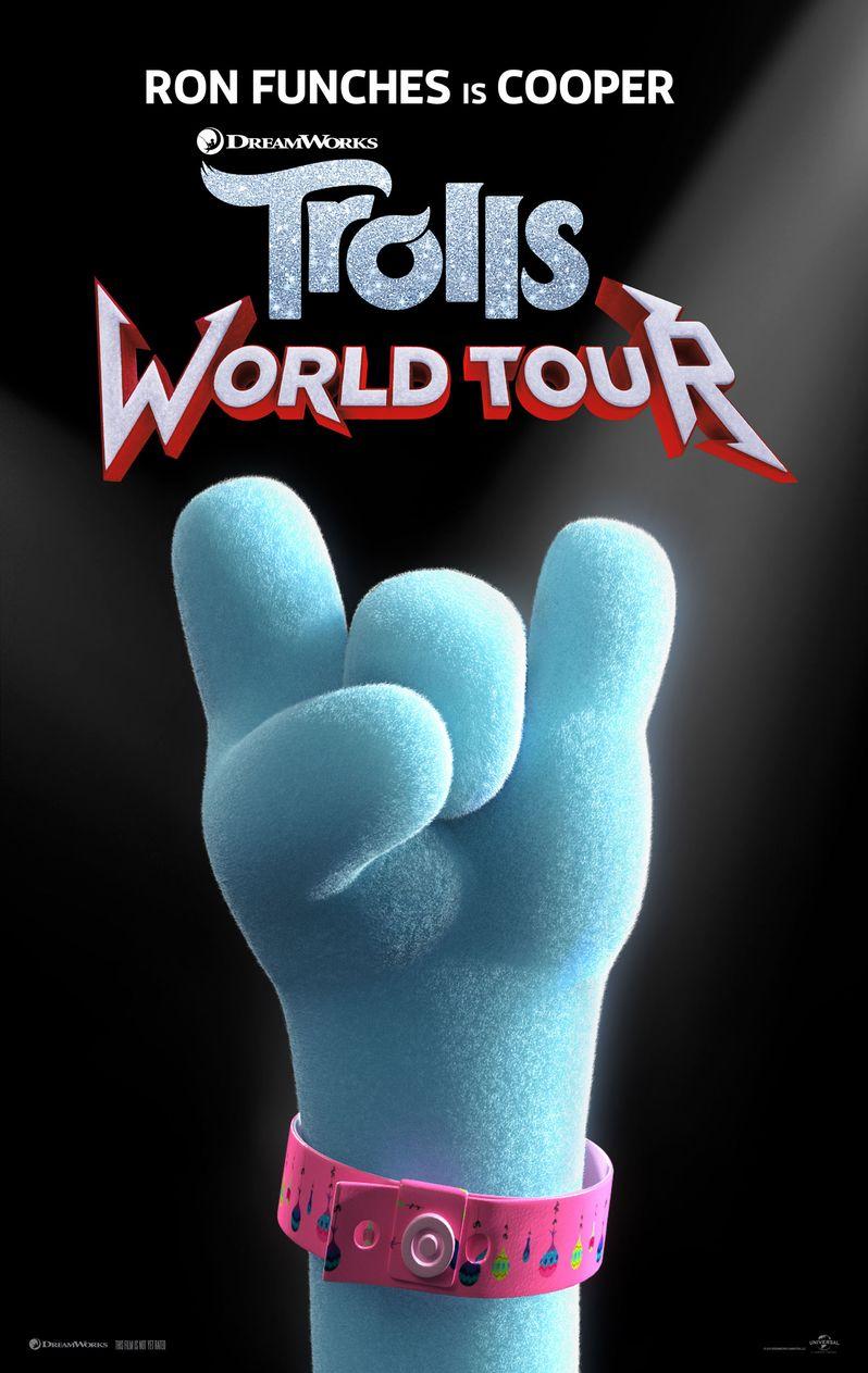 <strong><em>Trolls World Tour</em></strong> poster #8