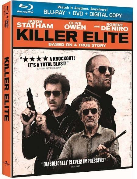 <strong><em>Killer Elite</em></strong> Blu-ray