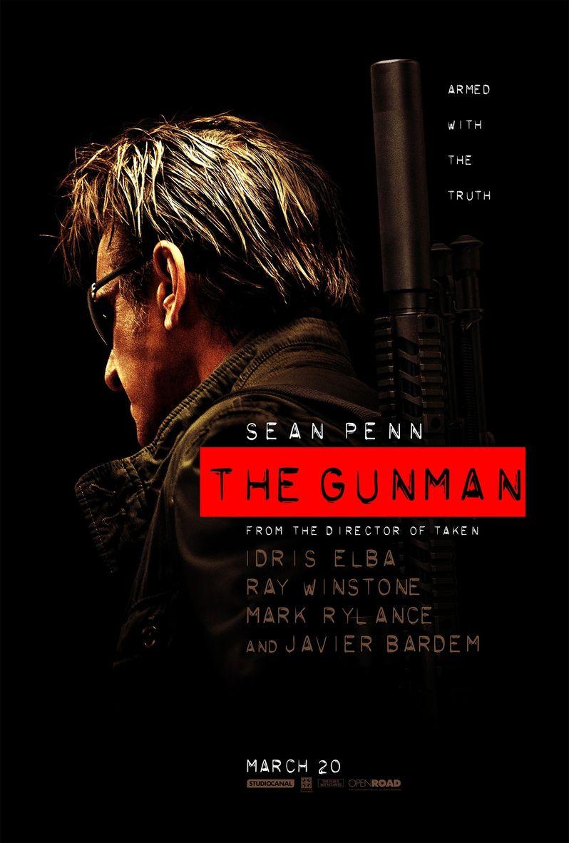 Gunman Poster 2