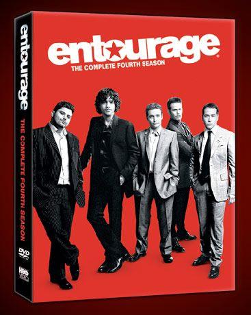 <strong><em>Entourage</em></strong>: The Complete Fourth Season
