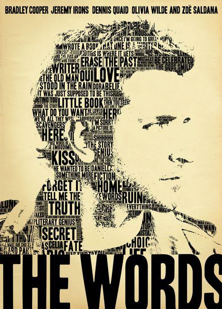 <strong><em>The Words</em></strong> Poster