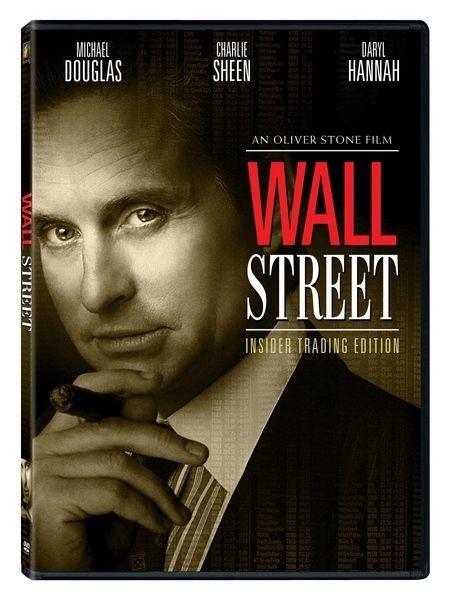 <strong><em>Wall Street</em></strong> DVD