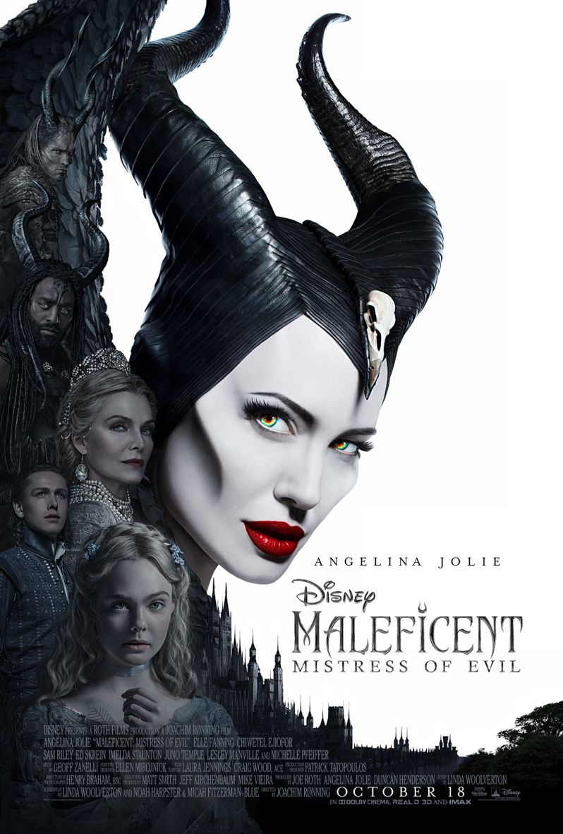 Maleficent Mistress of Evil poster