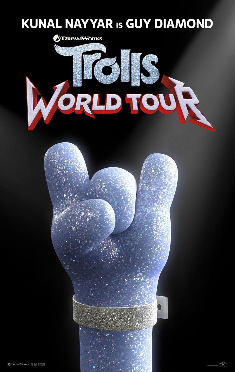 <strong><em>Trolls World Tour</em></strong> poster #15