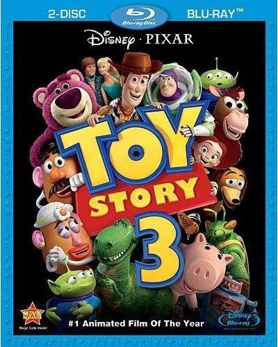 <strong><em>Toy Story 3</em></strong> Blu-ray artwork