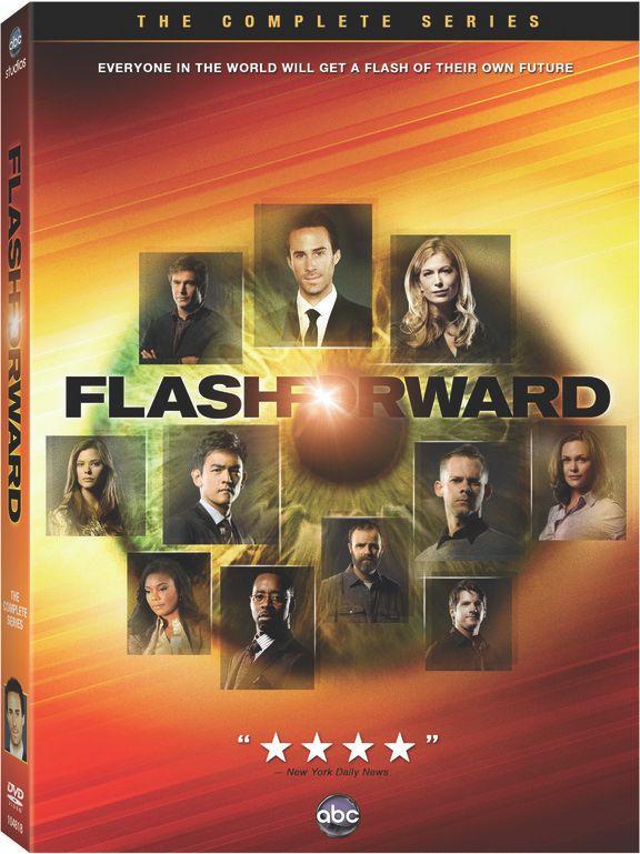 <strong><em>FlashForward</em></strong>: The Complete Series DVD artwork