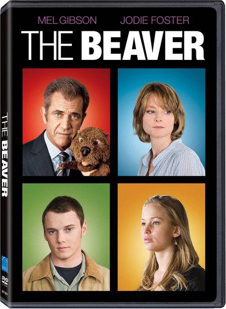 <strong><em>The Beaver</em></strong> DVD artwork