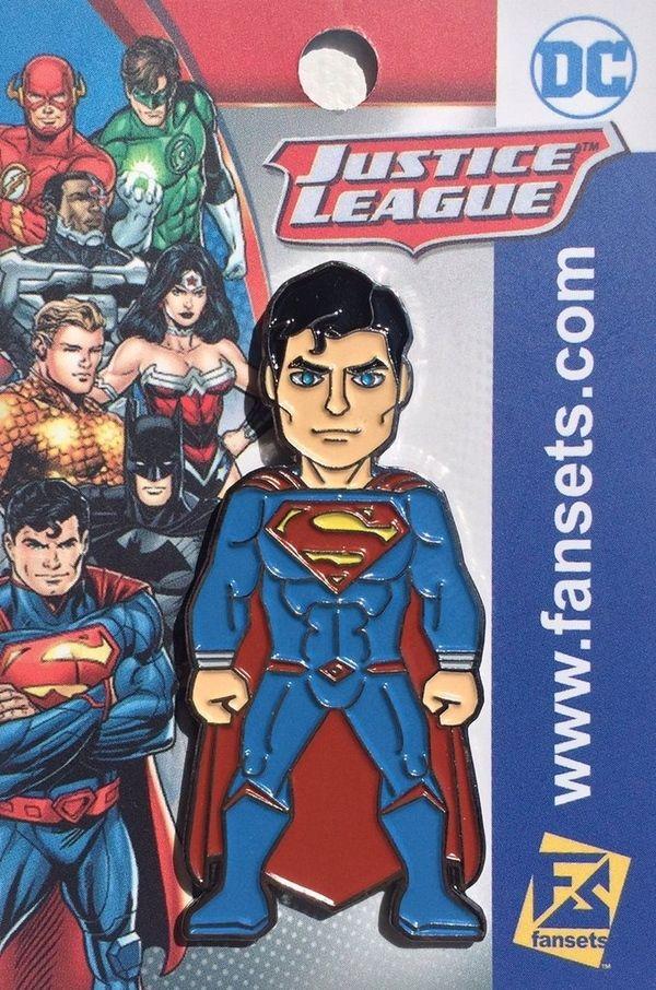 Superman Comic-Con 2017 Pin