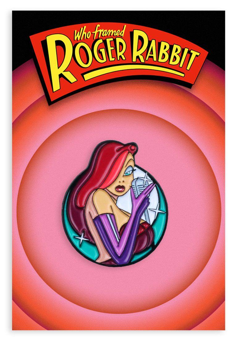 Mondo Jessica Rabbit Pin Comic-Con Exclusive