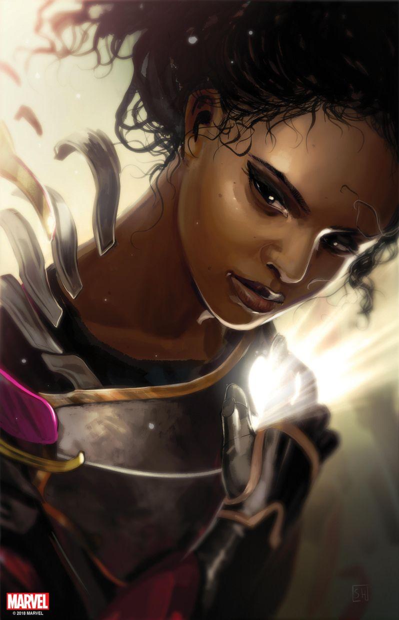 Marvel <strong><em>Ironheart</em></strong> comic book preview image #3