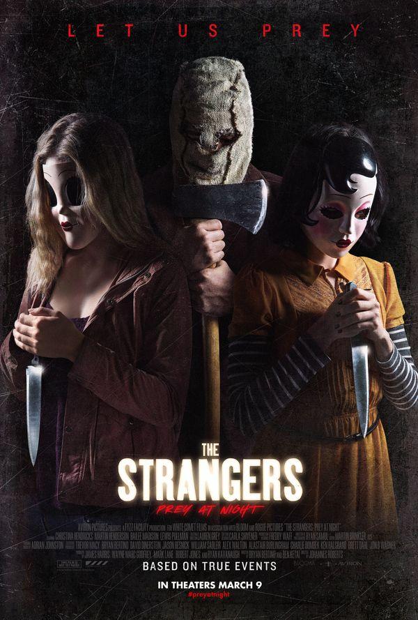 <strong><em>Strangers: Prey at Night</em></strong> Poster