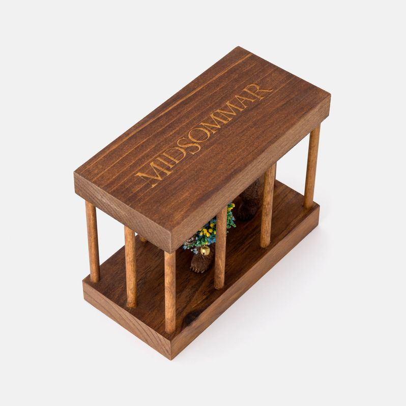 <strong><em>Midsommar</em></strong> Bear in a Cage toy #3