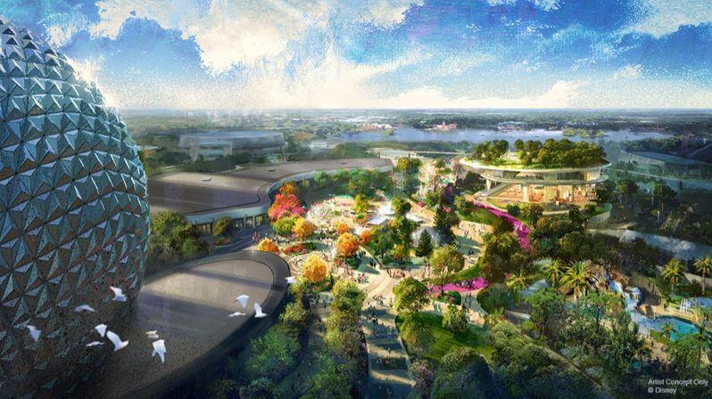 Epcot Disney Parks D23 Expo 2019 #9