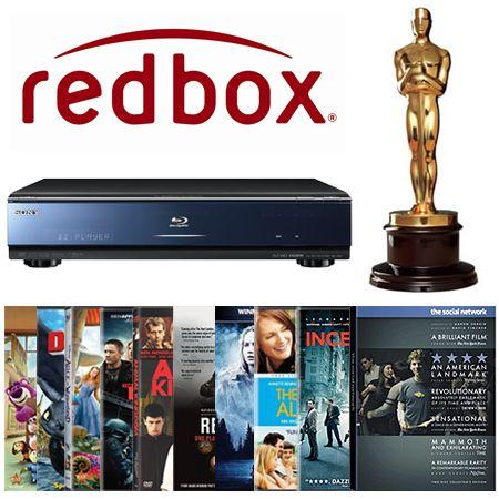 Redbox Giveaway