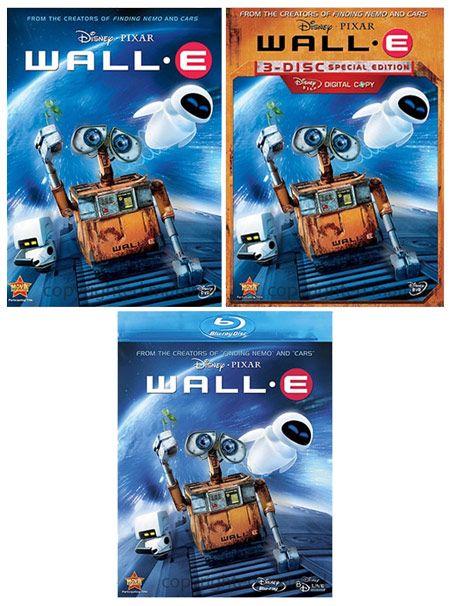 <strong><em>WALL-E</em></strong>