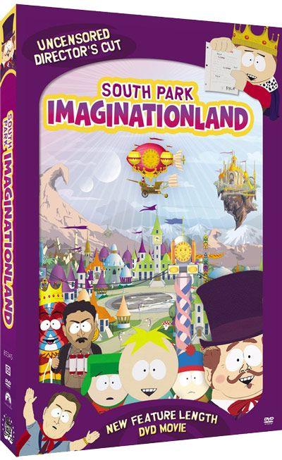 South Park: Imaginationland DVD