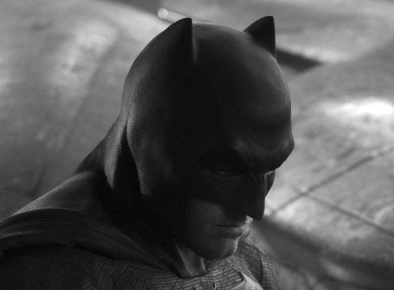 Batman in Batman Vs. Superman Photo Close-Up 1