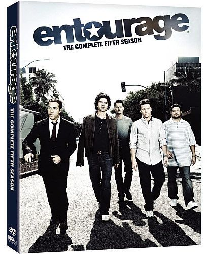 <strong><em>Entourage</em></strong>: The Complete Fifth Season