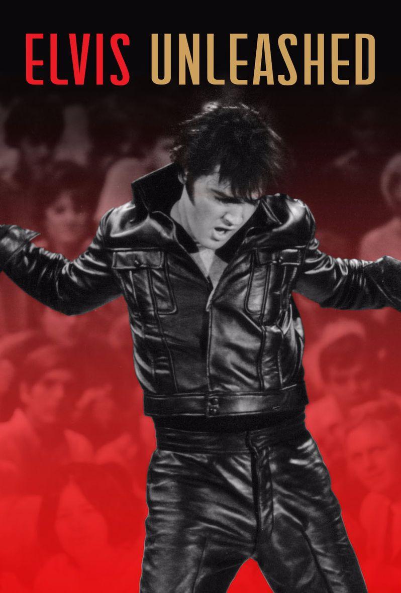 <strong><em>Elvis Unleashed</em></strong> poster