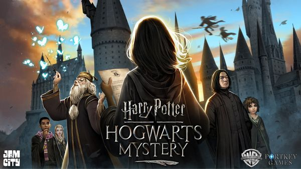 Harry Potter: Hogwarts Mystery Poster