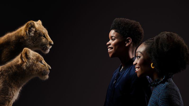 <strong><em>The Lion King</em></strong> Cast Portrait #7