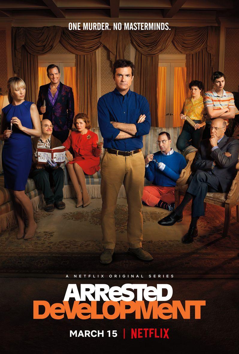 <strong><em>Arrested Development</em></strong> Season 5 Part 2 poster