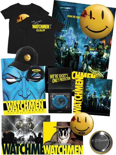 <strong><em>Watchmen</em></strong> Contest