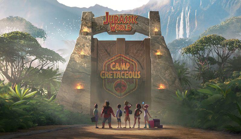 <strong><em>Jurassic World: Camp Cretaceous</em></strong> photo