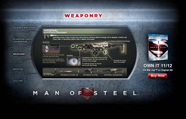 <strong><em>Man of Steel</em></strong> Krypton Viral Website Photo 4