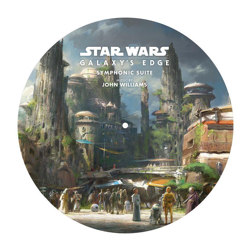 Star Wars: Galaxy's Edge 12 Vinyl