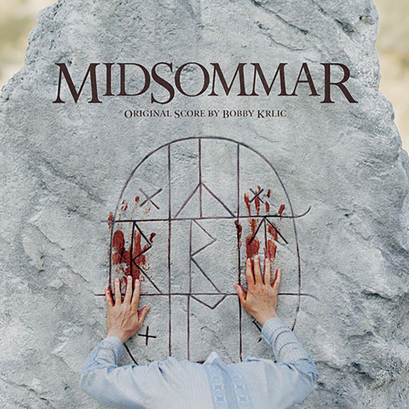 <strong><em>Midsommar</em></strong> horror soundtrack cover