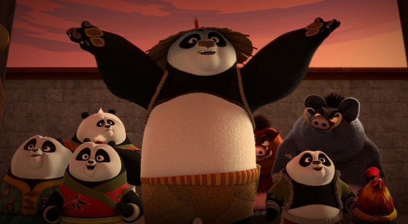 <strong><em>Kung Fu Panda: The Paws of Destiny</em></strong> season 2 photo #4
