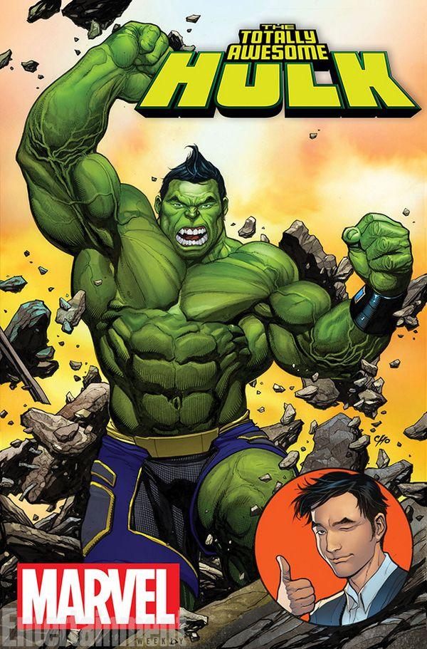 Totally Awesome Hulk Photo 1