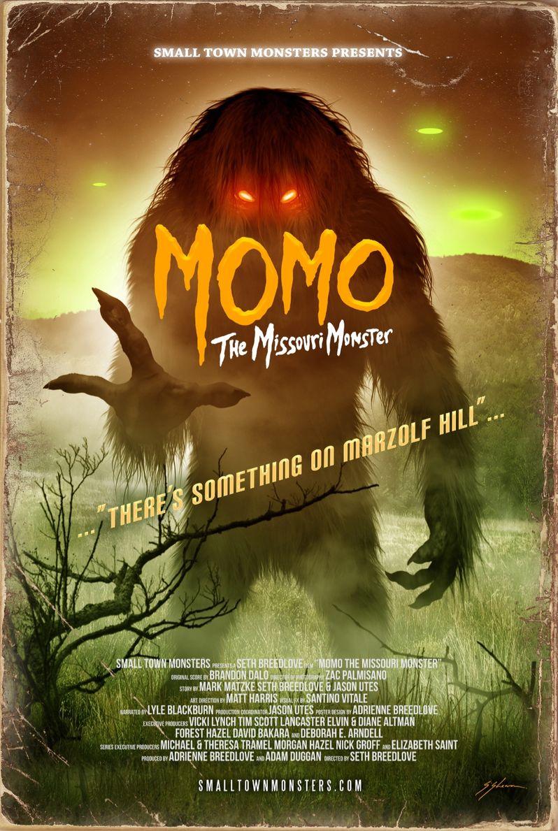 <strong><em>Momo: The Missouri Monster</em></strong>