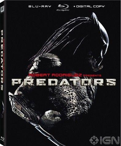 <strong><em>Predators</em></strong> Blu-ray artwork