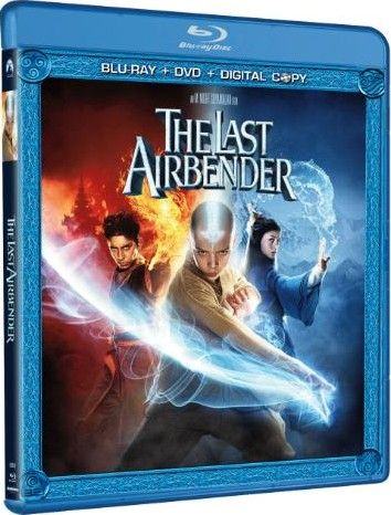 <strong><em>The Last Airbender</em></strong> Blu-ray artwork