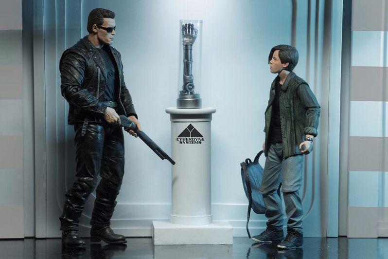 John Connor NECA action figure Terminator 2 #6