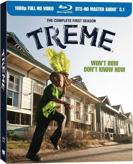 <strong><em>Treme</em></strong>: The Complete First Season Blu-ray artwork
