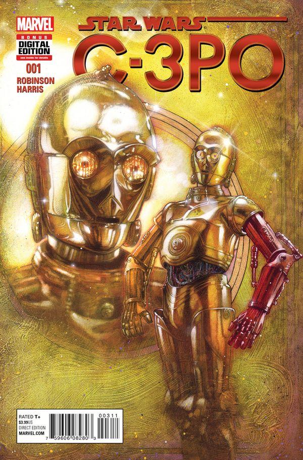 Star Wars C-3PO Comic
