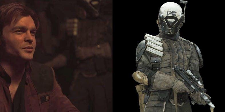 Tam Posla Han Solo